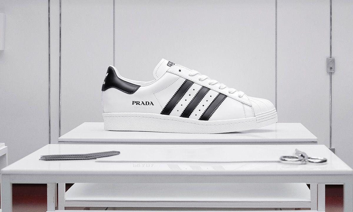 Prada x adidas Superstar Drop 2: Images & Where to Buy Today