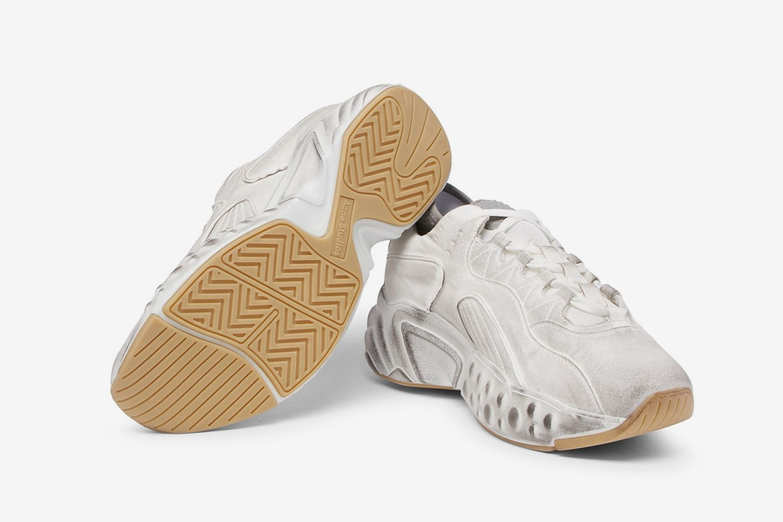 Rockaway Distressed Sneakers