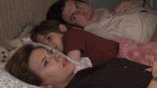 Scarlett Johansson Adam Driver Marriage Story trailer