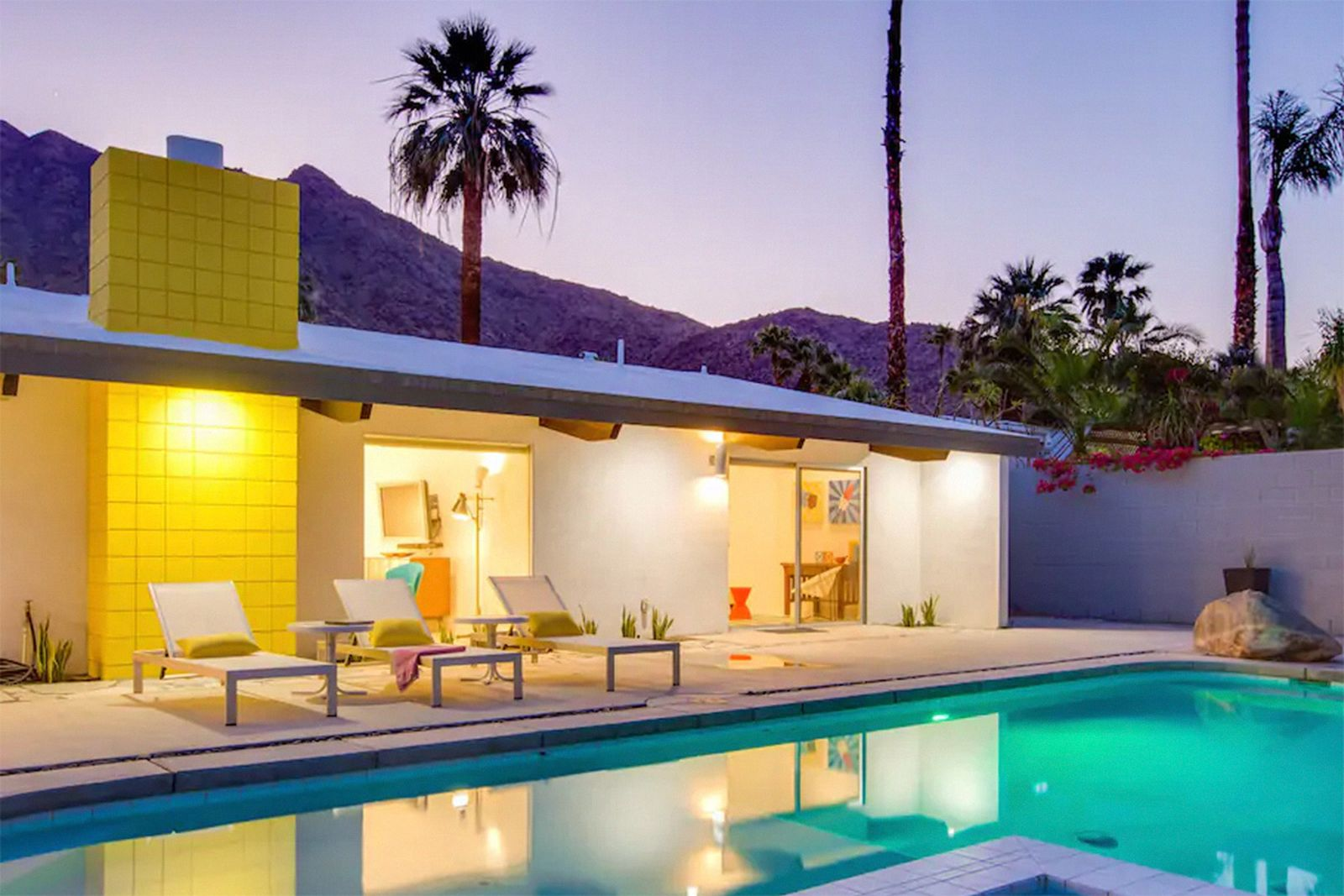 coachella 2019 x best places stay airbnb palm springs