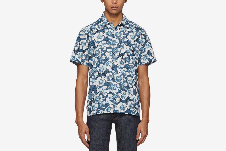 Floral Joseph Shirt