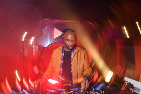 virgil abloh black history month playlist Apple Music