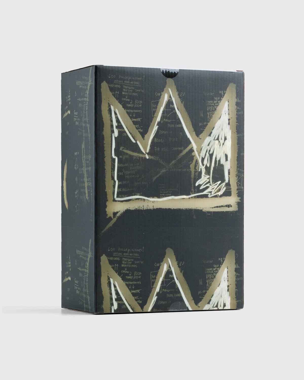 Medicom Be@rbrick – Jean-Michel Basquiat #8 100% and 400% Set - Image 6