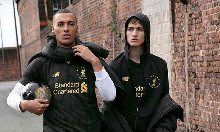 New Balance Liverpool Six Times