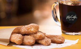 McDonald's Donut Sticks Look Like Churros But Even Better