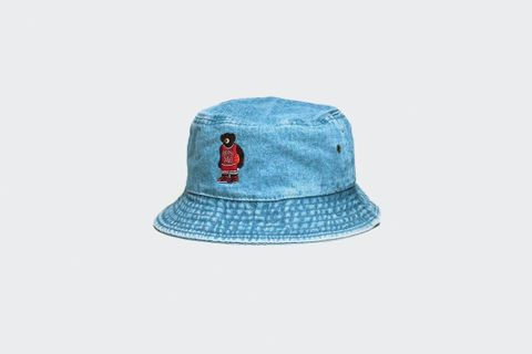FBI MJ Bear Bucket