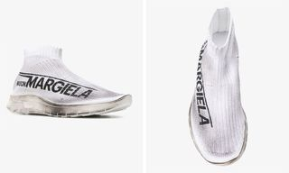 These Beat-Up Sock Sneakers Come With a Box-Fresh Margiela Price Tag