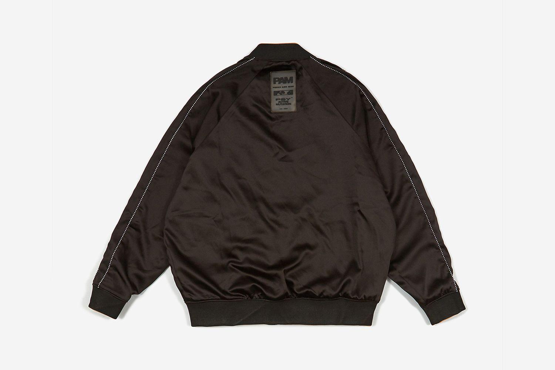 Reversible Satin Jacket