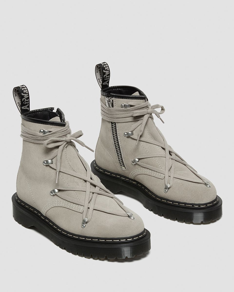 Rick Owens x Dr. Martens Turns You Into a Grunge God & More in Today's Footwear News 32