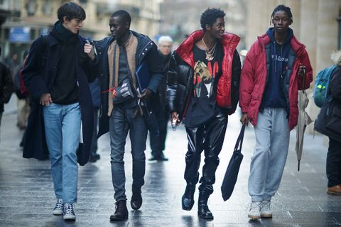 mens fashion future opinion main Raf Simons Vetements helmut lang