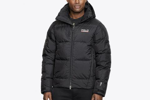 Sideline Down Jacket