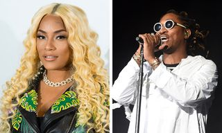 """Stefflon Don Links up with Future on """"What You Want"""""""