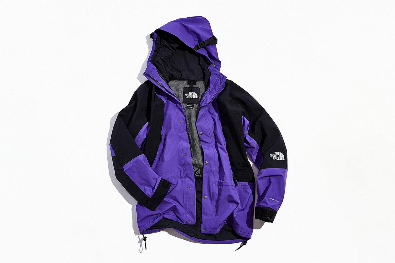 1994 Retro Mountain Light Jacket