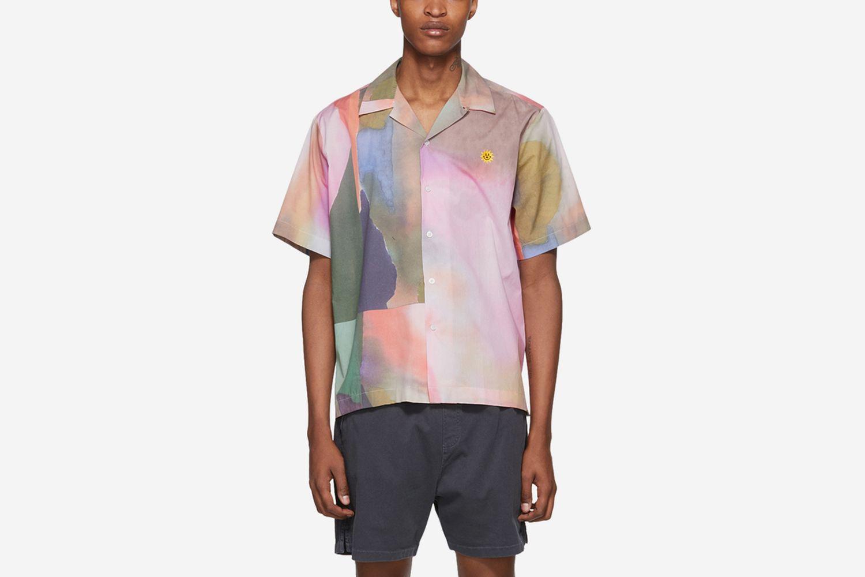 Tie-Dye Risky Jizzness Shirt