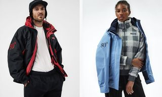 Columbia Teams up With KICKZ to Re-Release Hip-Hop's Favourite '90s Jacket