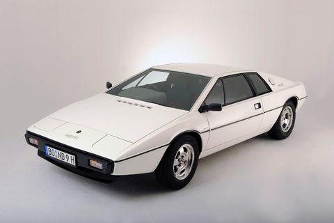 This 100 James Bond Car Inspired The Tesla Cybertruck