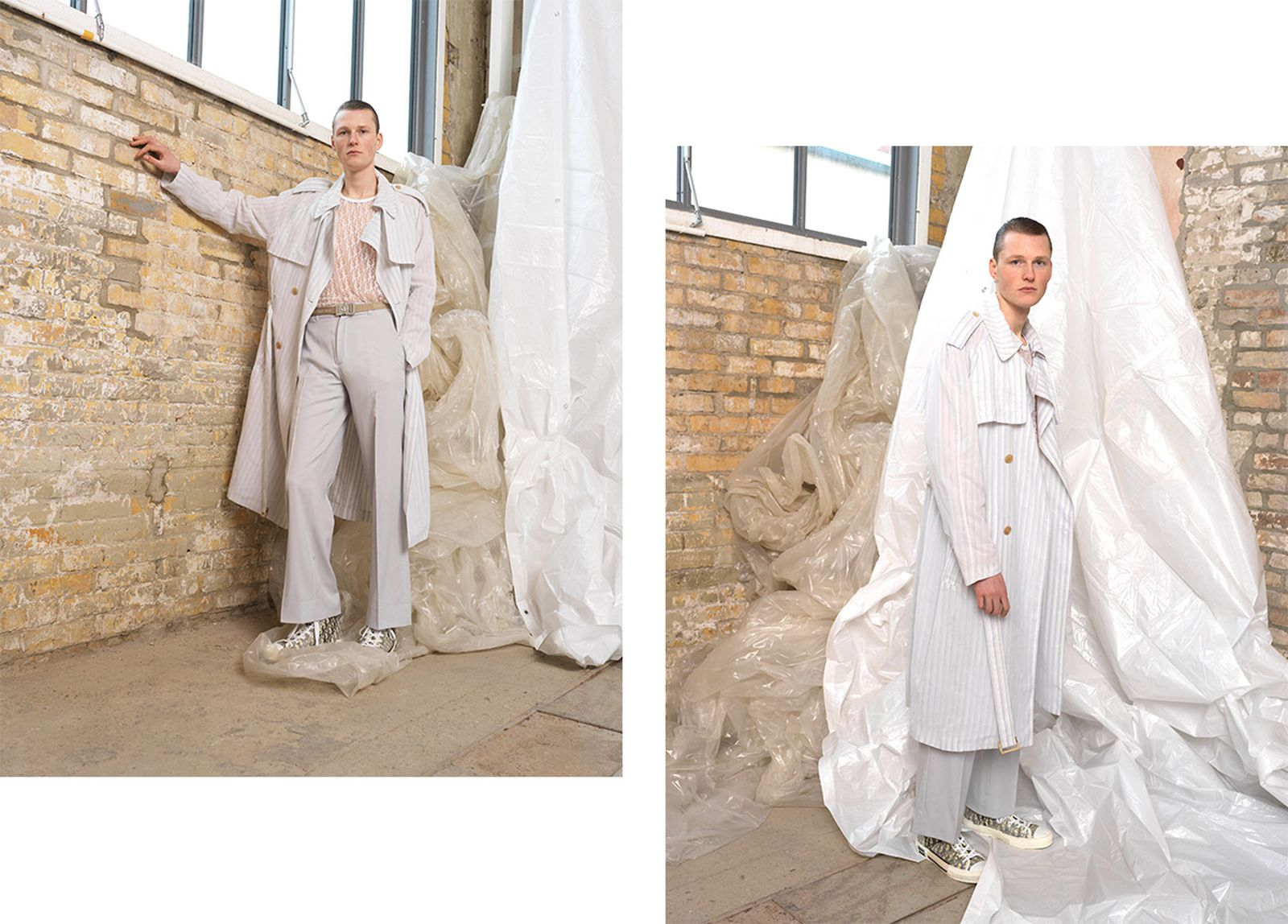 ss19 trends editorial Gucci Nike OFF-WHITE c/o Virgil Abloh