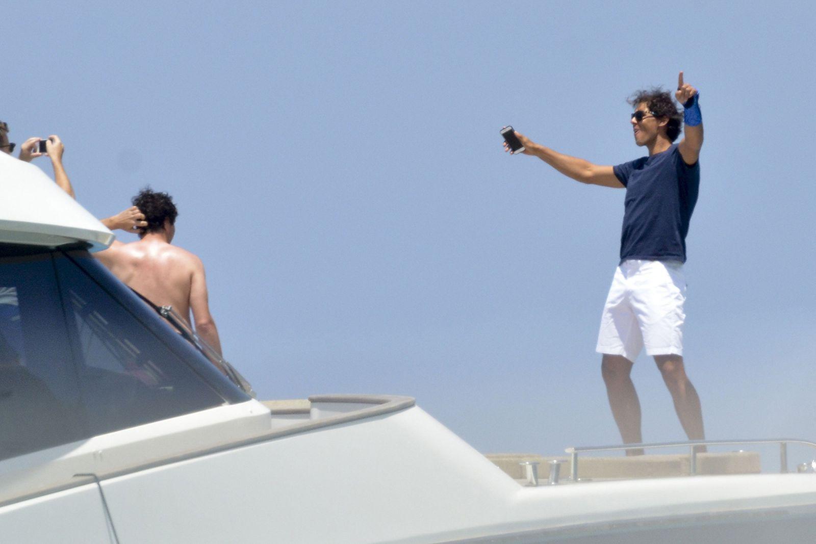 Rafael Nadal Buys A Custom 80 Foot Luxury Yacht