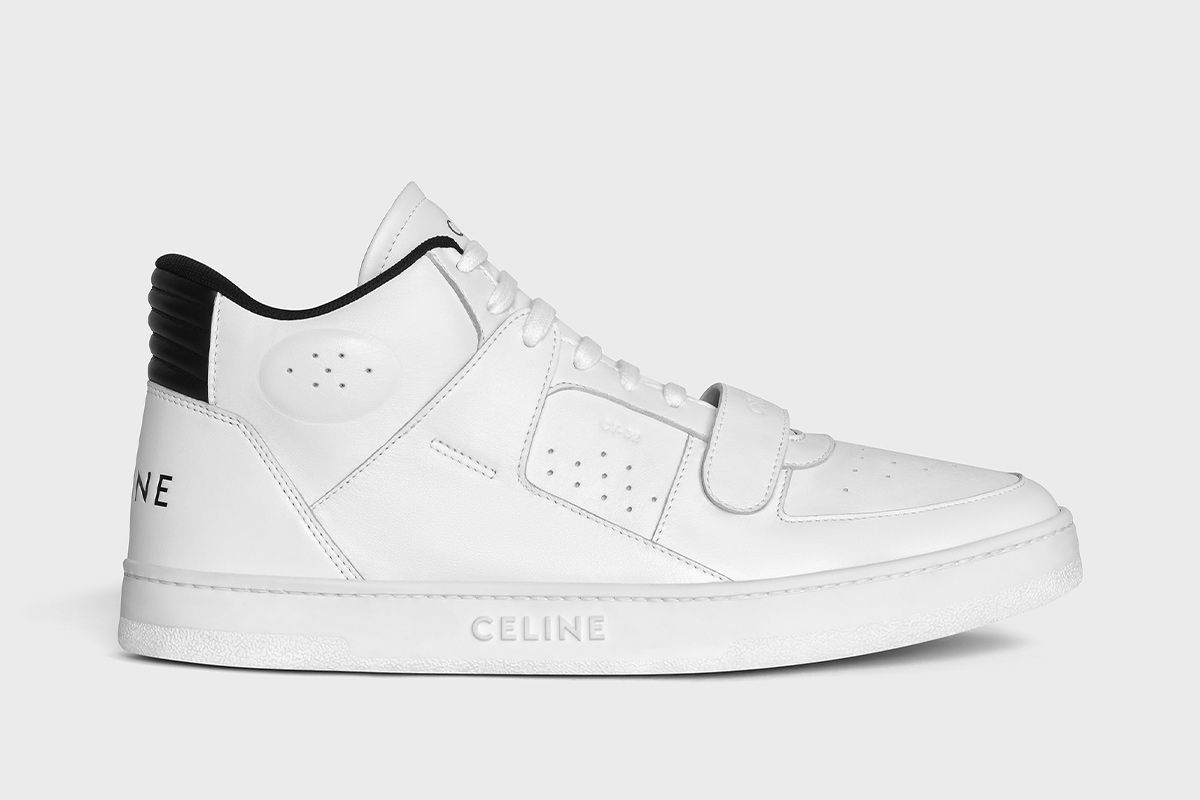Hedi Slimane's First CELINE Sneaker Is Available to Buy Now 34