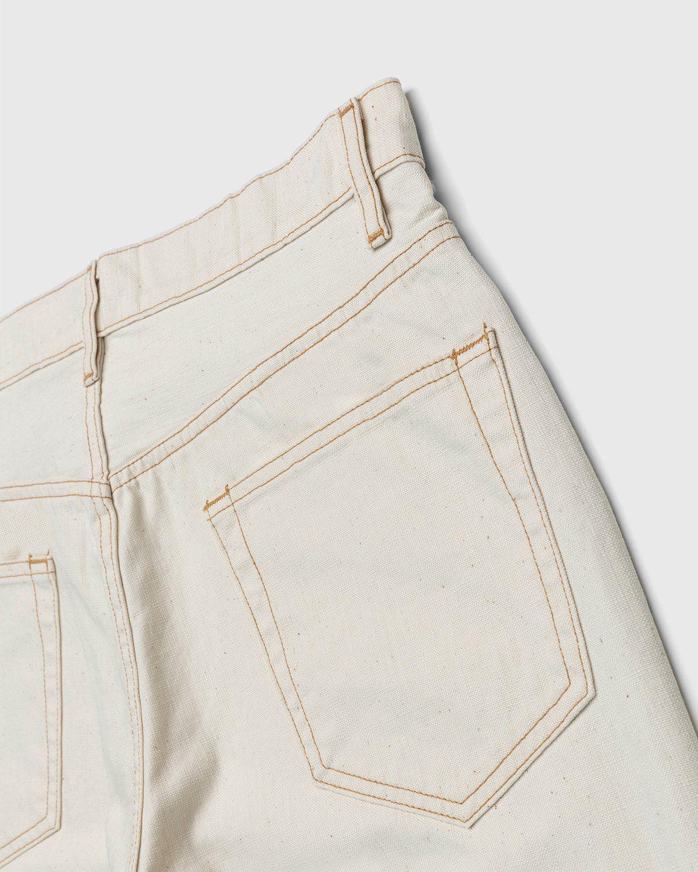 Auralee – Pants Natural - Image 4