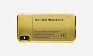 Here's How to Win McDonald's McGold Card & Get Free Food for Life