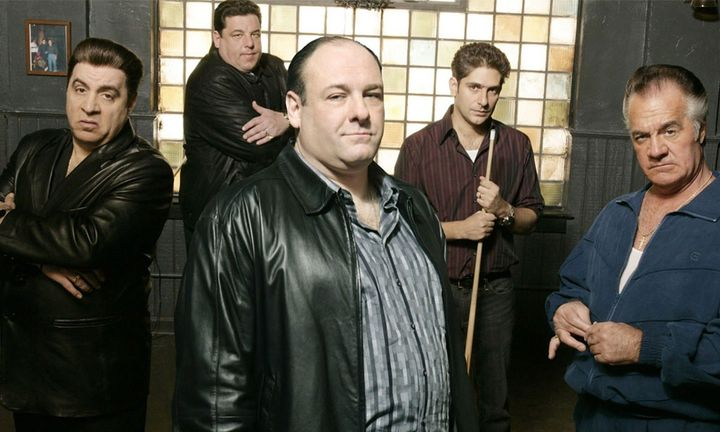 The Sopranos will be on HBO Max