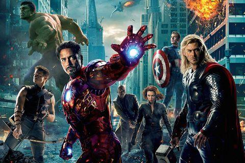 marvel universe movie ranked main black panther captain america iron man
