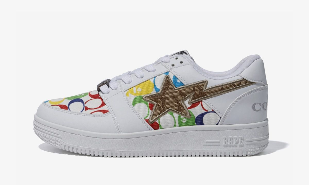 Coach x A Bathing Ape BAPE STA: Release Info and Official Images