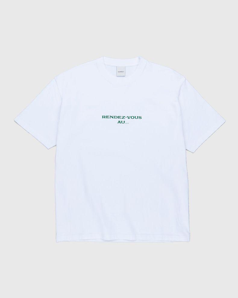 Highsnobiety — Not In Paris 3 x Café De Flore T-Shirt White