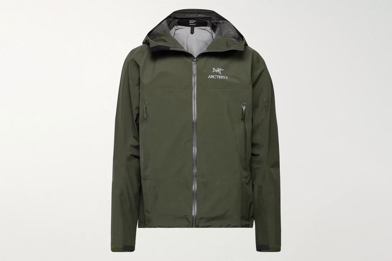 Beta SL Hybrid GORE-TEX Hooded Jacket