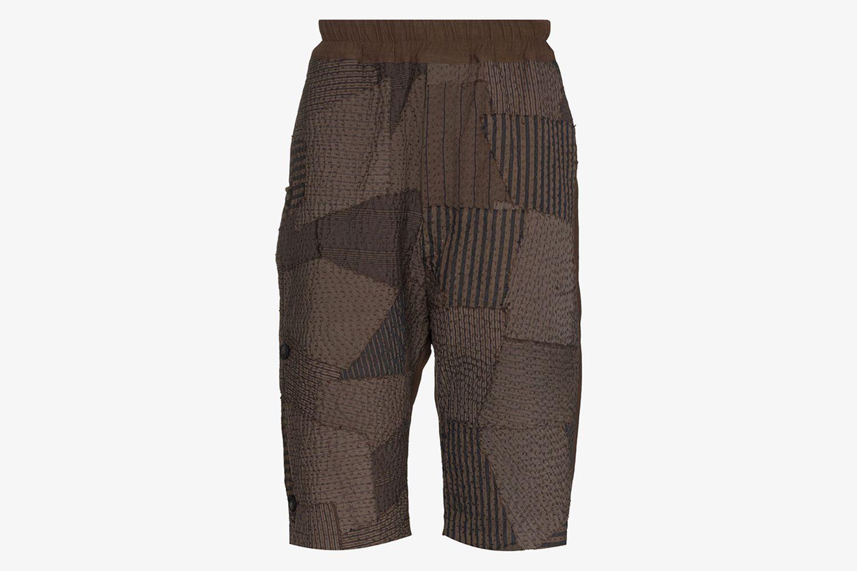 Dino Printed Shorts