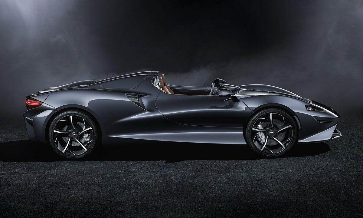 McLaren's New $1.69 Million Elva Road Car Is Its Lightest Luxury Whip Yet