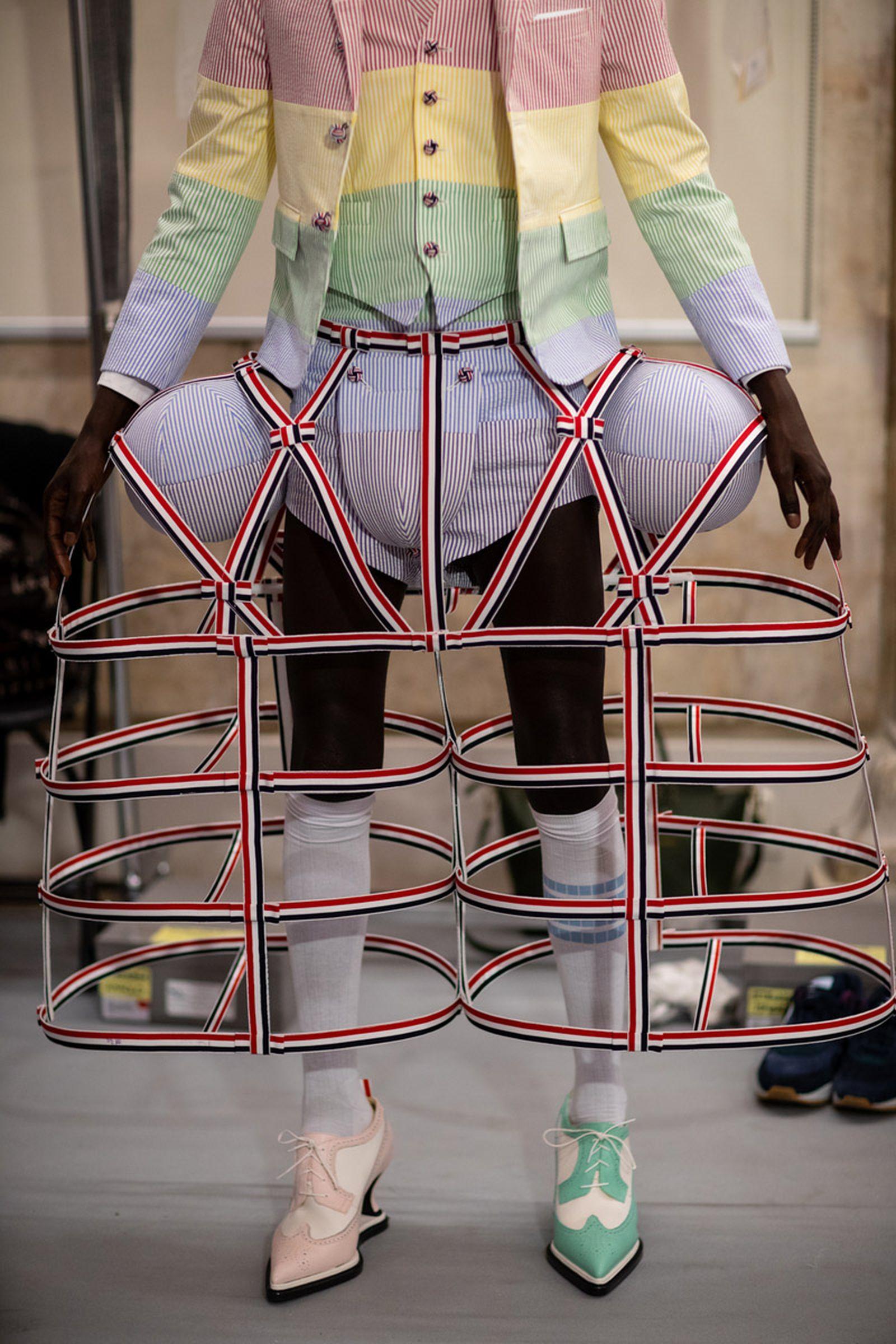 MSS20 Paris Thom Browne Eva Al Desnudo For web 03 paris fashion week runway