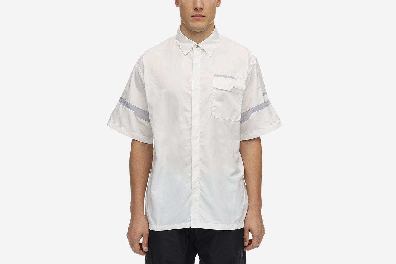 Paneled Shirt