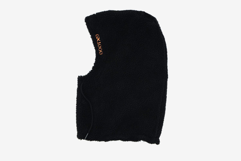 Detached Fleece Hood