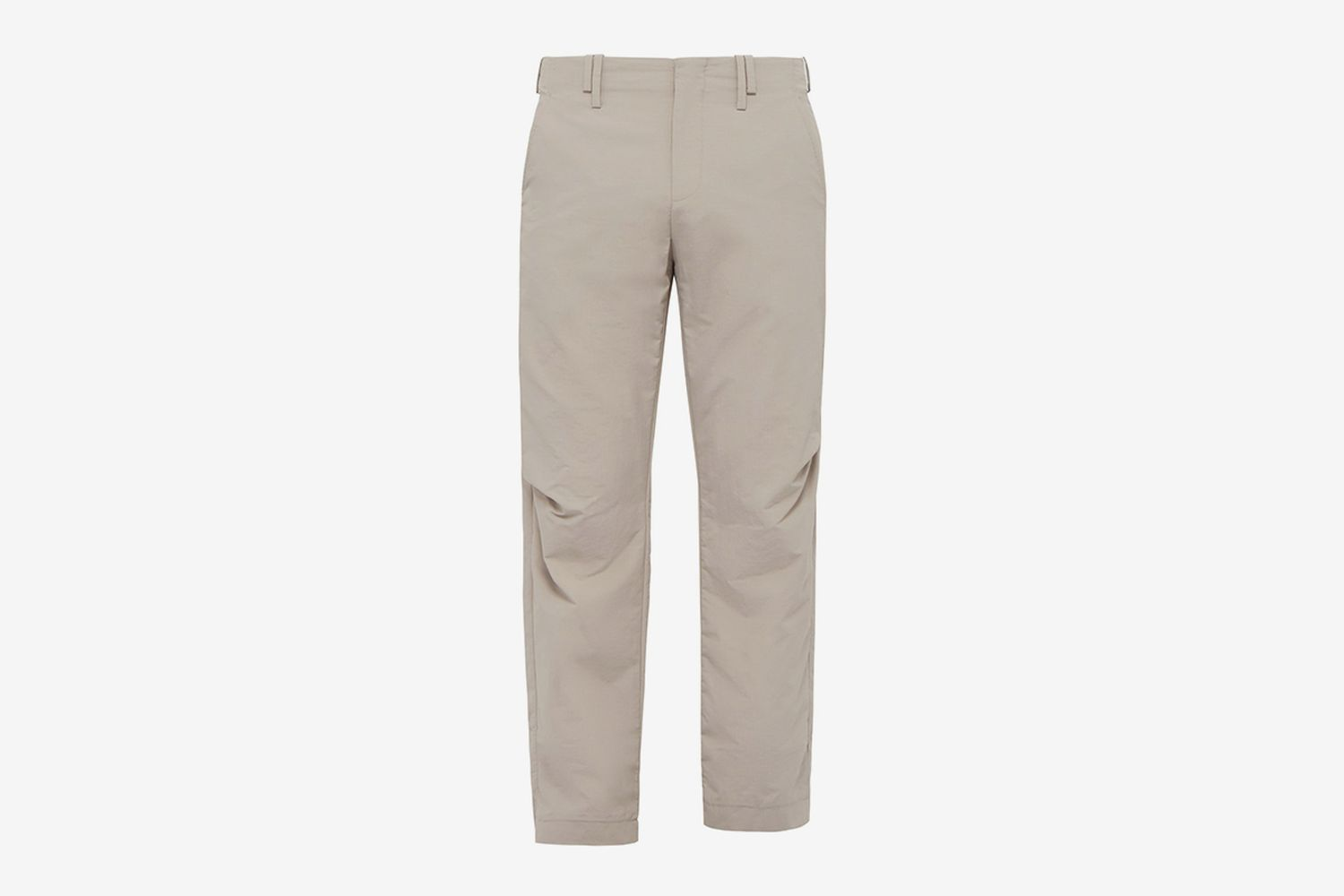 Tailored Mid Rise Technical Trousers
