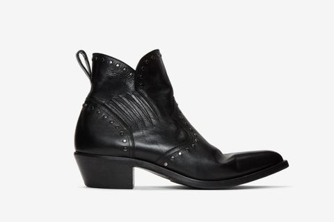 Studded Dakota Chelsea Boots
