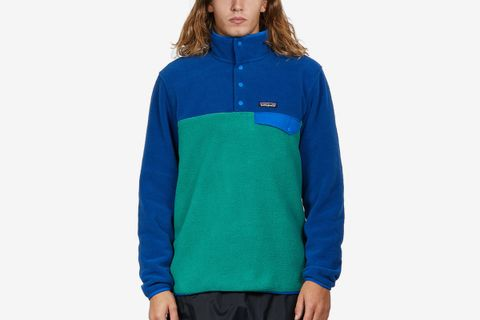 Lightweight Synchilla Snap-T Pullover - EU Fit