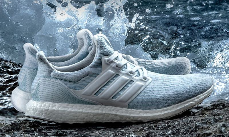 adidas to Only Use Recycled Plastic by 2024