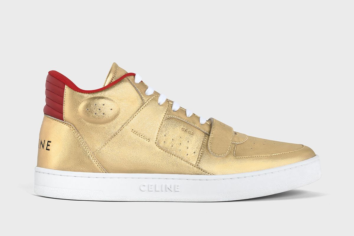 Hedi Slimane's First CELINE Sneaker Is Available to Buy Now 36