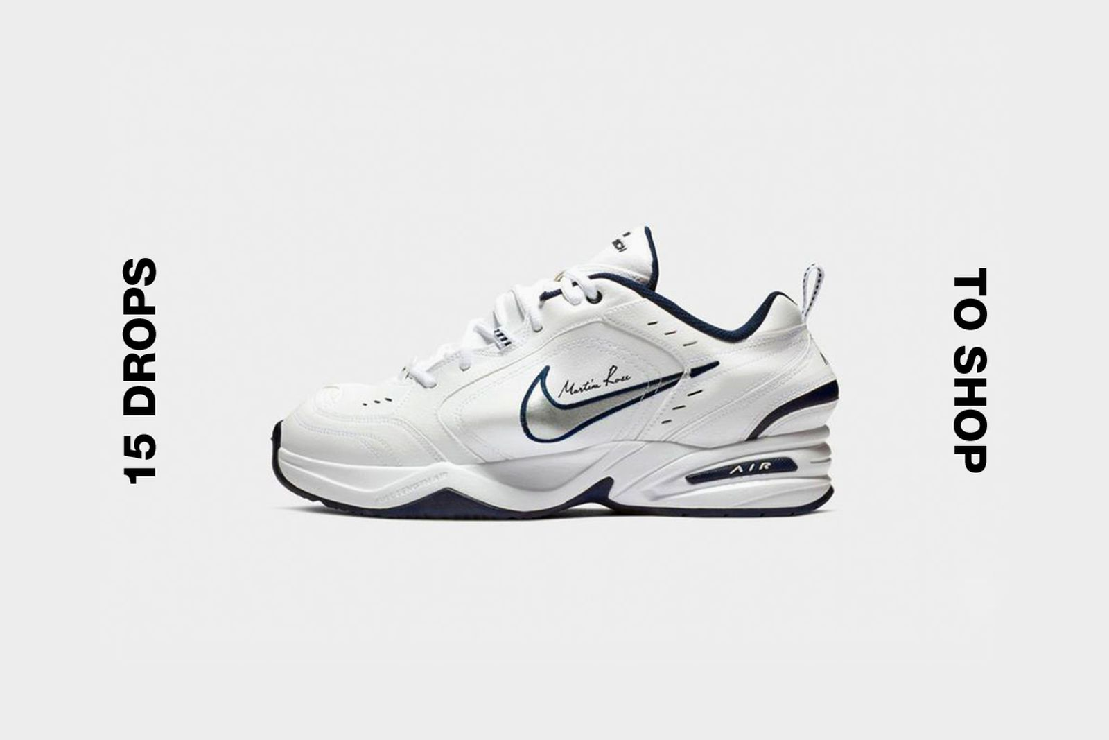 martine rose nike air monarch best drops buy ALCH Gucci M+RC NOIR
