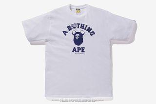 118d3aae BAPE Debuts Collaborative Medicom Toy T-Shirts