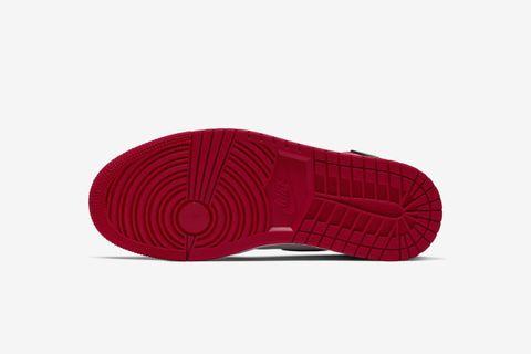 Women's Air Jordan 1 'Black Toe'