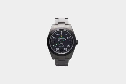 Grey Airking Rolex
