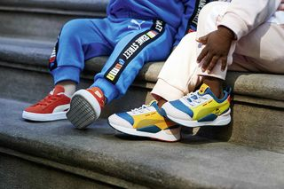 PUMA Debuts SS19 'Sesame Street' Children's Collection