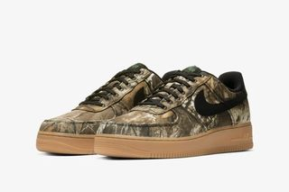 25ba35c0780cd Nike Air Force 1 Realtree Camo Pack: Official Release Info