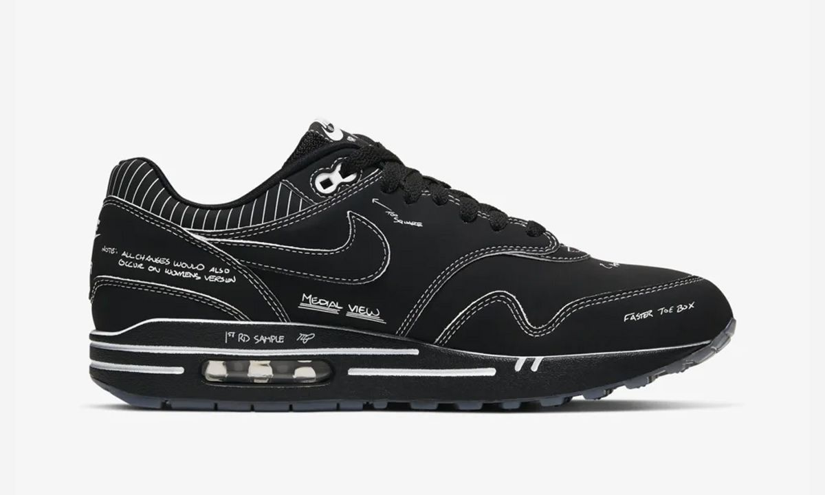 "Nike Air Max 1 ""Schematic"": Official Images & Release"