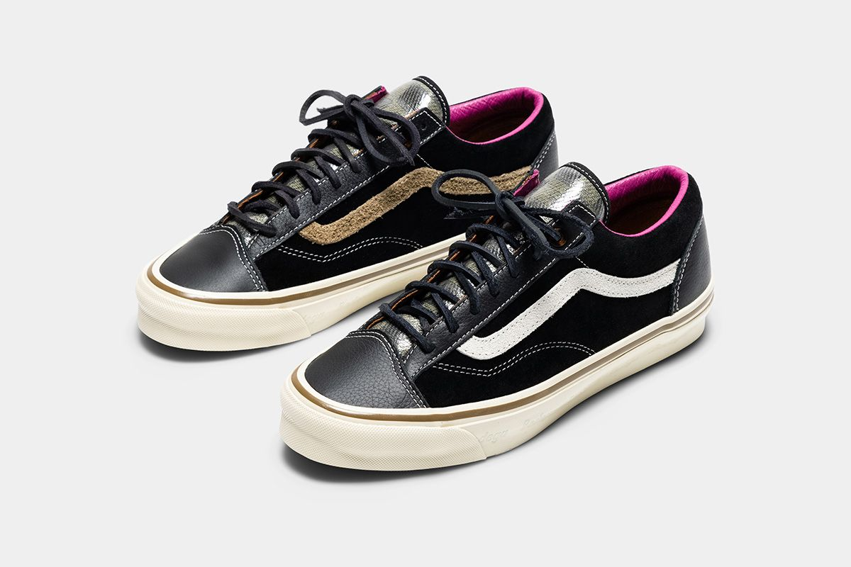 Bodega Gives the Old Skool a Touch of Luxury 19