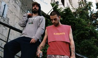 KayaKata Are the Experimental Georgian Duo of Tbilisi's Hip-Hop Scene