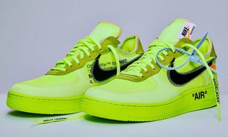 Where to Buy the 2018 OFF-WHITE Air Force 1 Pack Today